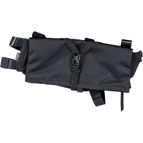 Acepac Roll Bike Pannier L black